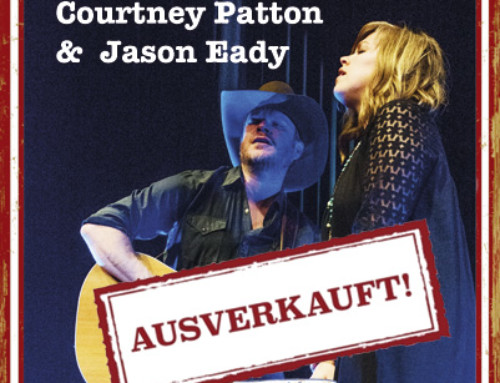 Courtney Patton & Jason Eady